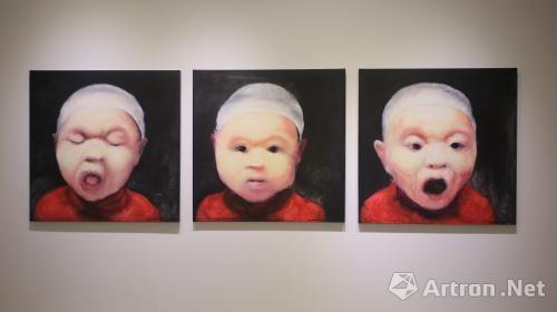 《婴儿》系列 赵能智