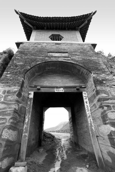 吴砦东城门