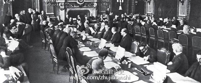 德国援华:日本友好国对中国抗日伸出援手之谜