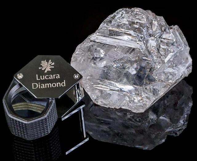 百年內世界第一大鉆石被發現 重1111克拉