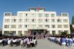 麦积区社棠中心学校举行2016届毕业生感恩典礼(天之水网)
