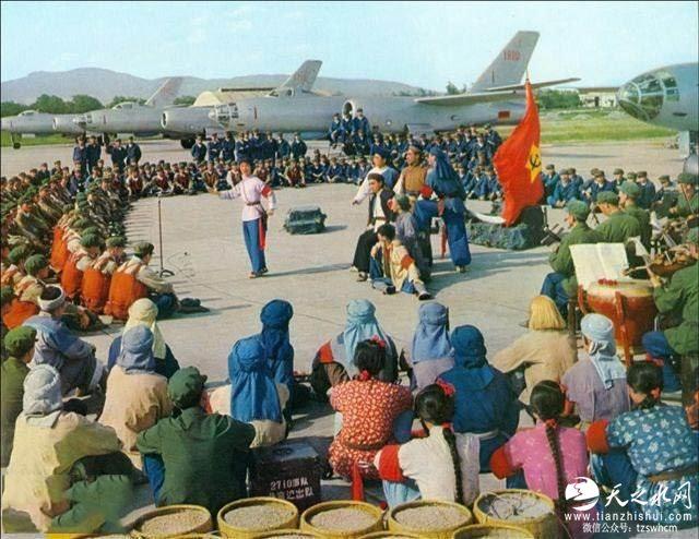 """老照片:服役近半個世紀的英雄戰斗機""""殲-6"""",超有時代感!"""