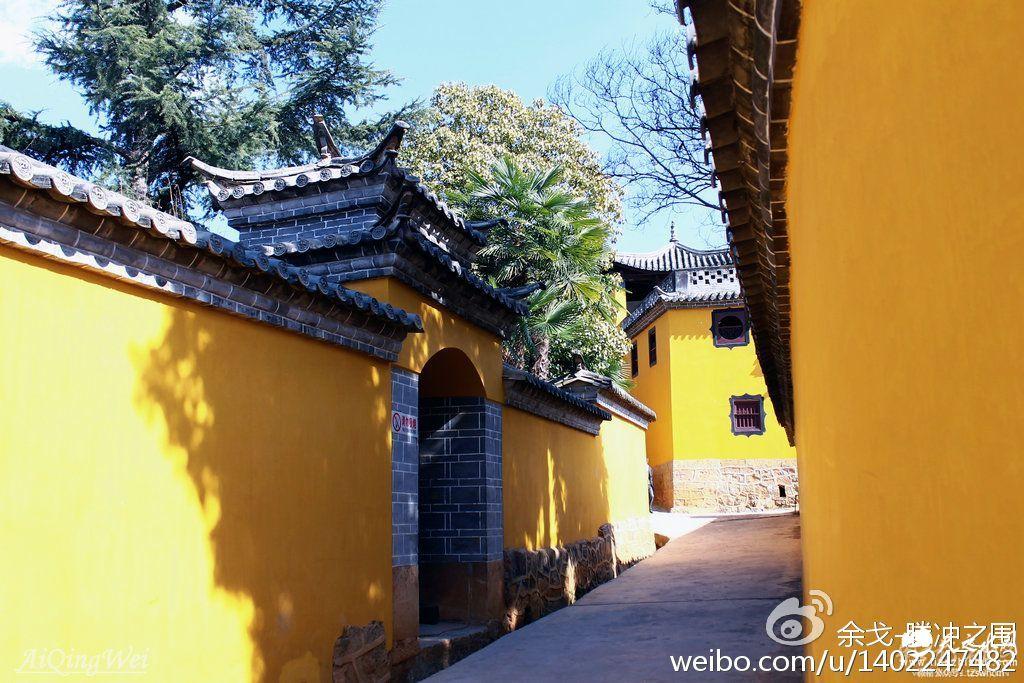丹桂村红军总部和中央首长驻地所在的小巷。