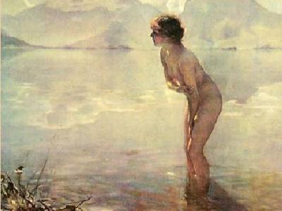 """裸体的古今:""""迷人""""艺术的历史"""