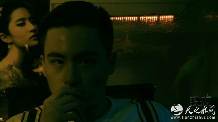 刘时旭指导电影《蝶恋》