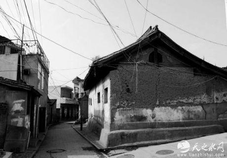 【秦州记忆】天水古巷——三新巷(天之水网组图)