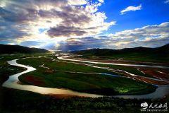 天之水网青藏、川藏高原行之六:走进达日黄河湿地(组图)