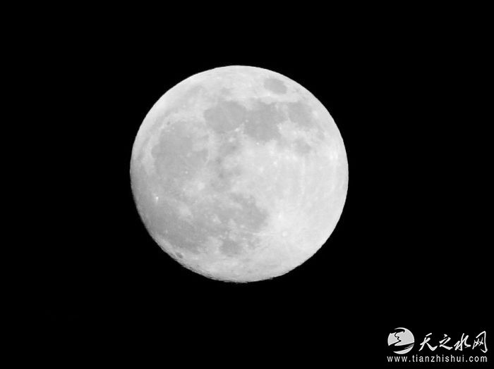 天之水网重磅出品:天水的月亮(图文视频)