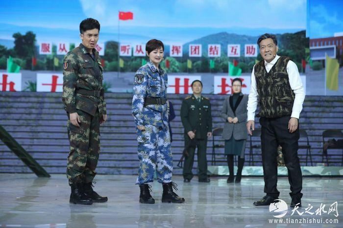 李梦男亮相河南卫视春晚