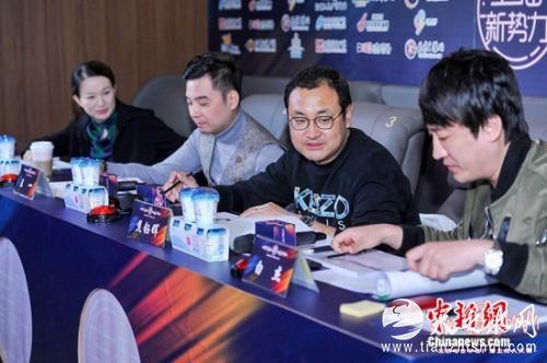 北京电台各专业广播负责人及北京电台知名主持人坐镇评委席