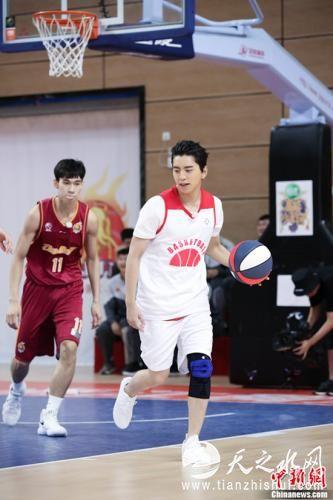 王大陆成为篮球队主力