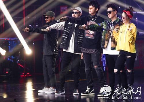《中国新说唱》延续明星制片人选学员的模式 节目方供图