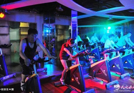 我运动,我健康,我快乐! —— 天之水网走进天水GL健身教育学院