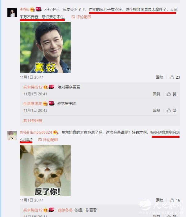网友自制徐冬冬甩头鬼畜视频引围观
