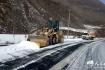 武山公路管理段持续做好防滑保畅工作