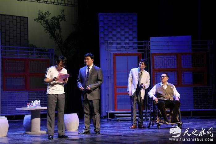 《手艺》公演 龚浩川赚足眼泪3