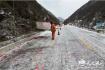 甘肃武山公路段持续做好路容路貌整治活动