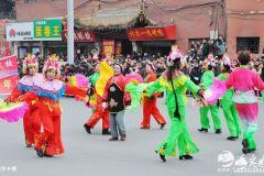 天之水网:秦州正月十二耍社火