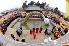 天之水網:2019年甘肅天水春祭伏羲典禮