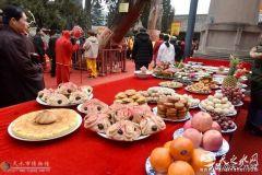 天之水網:2019年天水春祭伏羲迎獻飯儀式 場面壯觀!