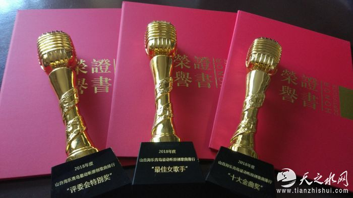 力上加力王奕丁出席十大金曲颁奖盛典5