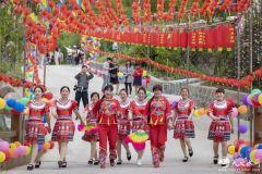 康县2019年乡村文化旅游美食节掠影(天之水网组图)