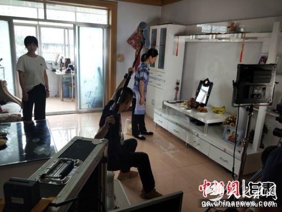 甘肃首部环卫题材电影《天水无尘》在天水开机拍摄