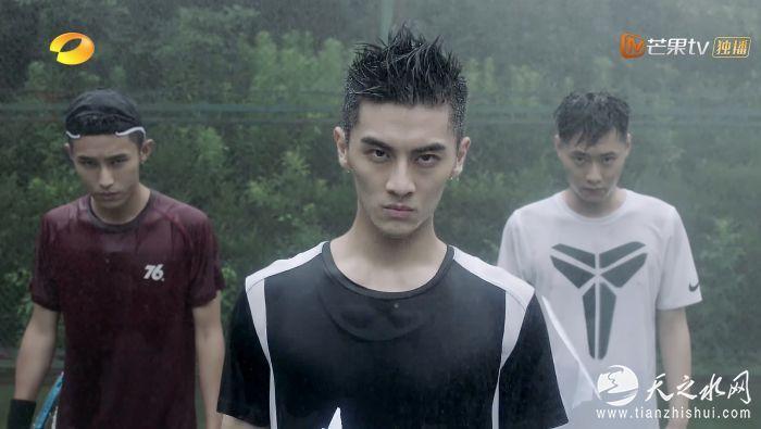 陈尚泽变身《奋斗吧!少年》2
