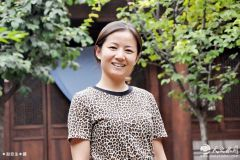 世界小姐中国总决赛冠军赵婷婷出演电影《天水无尘?#25206;φ掌?#20809;