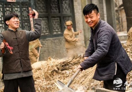 《光榮時代》開播 龔浩川走心演繹民間藝人