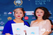华人杂志崔蘭女士应邀参加联合国教科文?#25512;?#24904;善大型音乐晚会