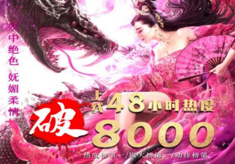 青年导演金王来:电影《青蛇之万兽城》热度飙至8000,夺三榜桂冠
