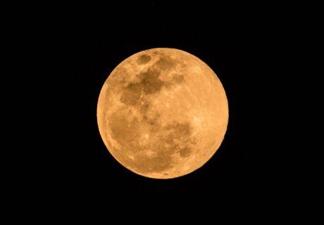 """5月7日晚,""""超級月亮""""又來了!"""