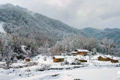天水最美乡村雪景图,你怎么能错过?快一起来欣赏!