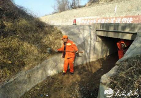 甘肃武山公路段多举措强化公路冬季养护工作