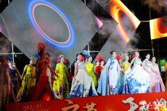 五一黄金周:天水南站万达广场大型惠民演出活动精彩上演(天之水网组图)