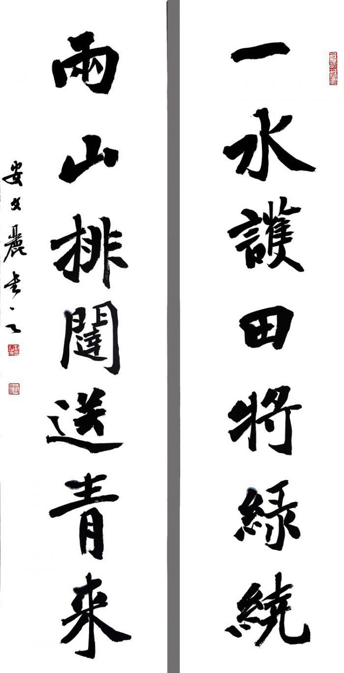 1、安文丽  甘肃省书协主席